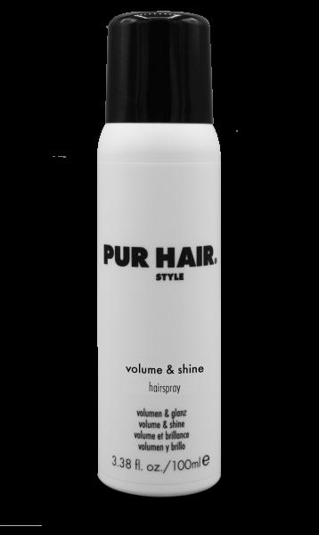 PUR HAIR Volume & Shine 100ml