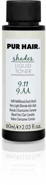 Shades TONER  9.11/ 9AA  3 x 60ml