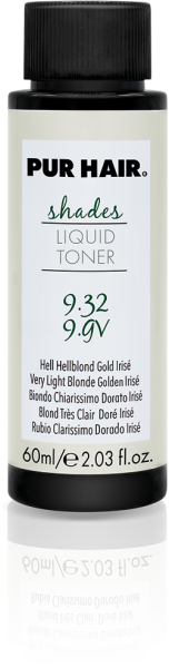 Shades TONER  9.32 / 9GV 3 x 60ml