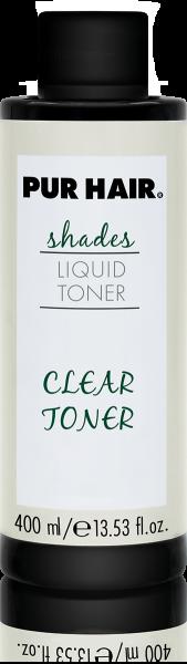 Shades CLEAR TONER 400ml